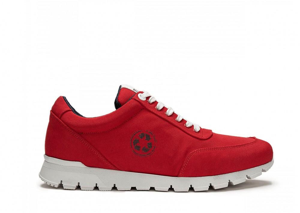 Veganer Sneaker | NAE Nilo Red