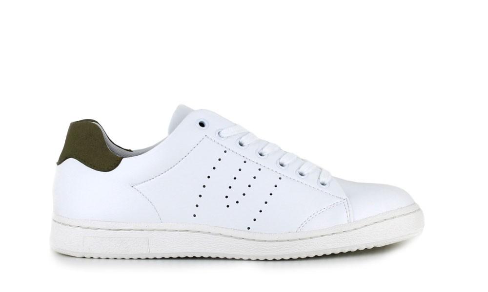 Veganer Sneaker | VEGETARIAN SHOES Kemp Sneaker White