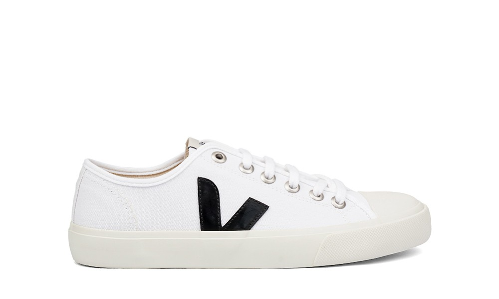 Black Vegan White Shoes SneakerVeja Canvas Avesu Veganer Wata nyvwmON80