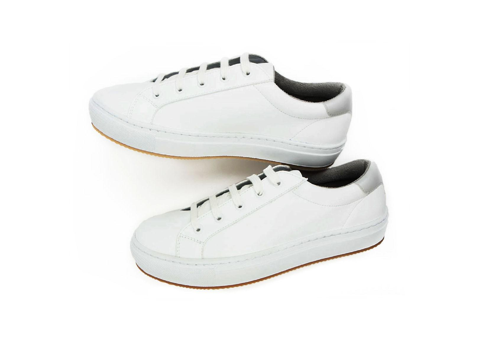 Veganer Sneaker   WILL'S VEGAN STORE NY Sneaker Male White