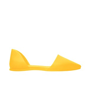 Vegane D'Orsay-Sandale | NATIVE SHOES Audrey Groovy Yellow
