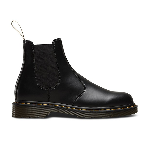 2976 Chelsea Boot Black Felix Rub Off