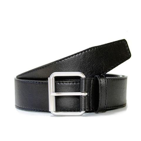 4cm Jeans Belt Black