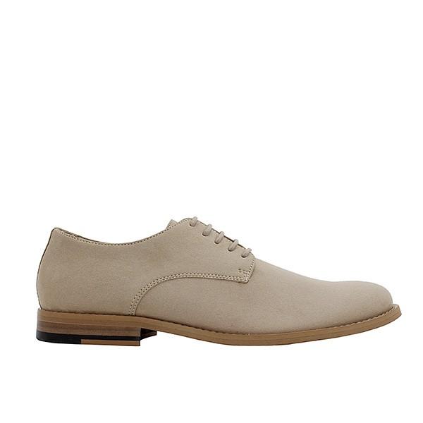 Derby Shoe Beige