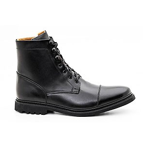 Work Boot Black