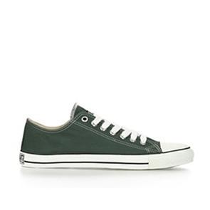 Veganer Sneaker | ETHLETIC Fair Trainer White Cap Lo Cut Resada Green