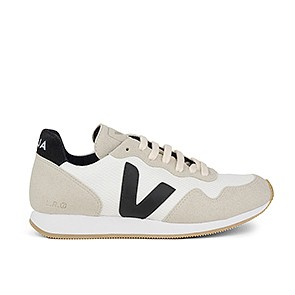 Veganer Sneaker | VEJA SDU B-Mesh White Natural Black