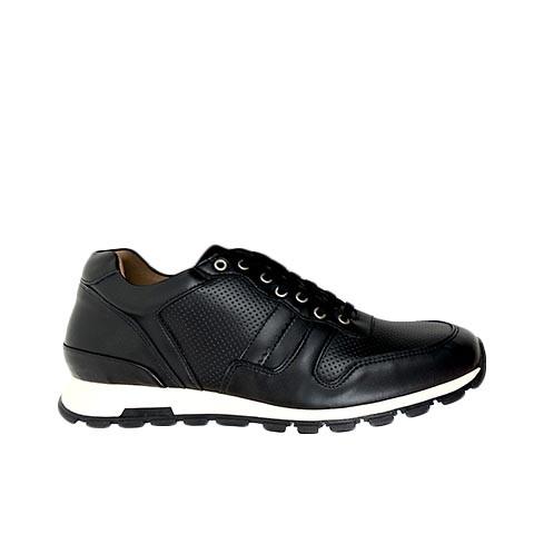 Veganer Sneaker | WILL'S VEGAN STORE Milan Trainer Black