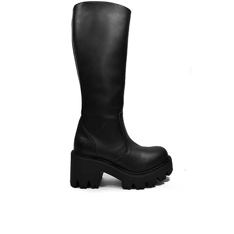 Veganer Stiefel | ALTERCORE Luna Black