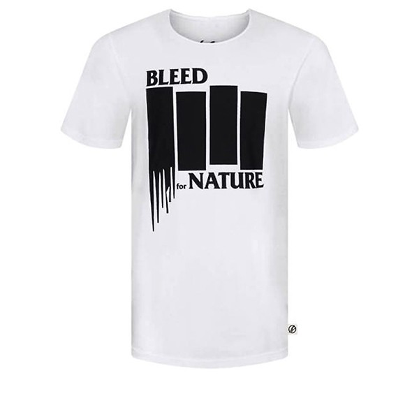 Veganes T-Shirt | BLEED T-Shirt Flag