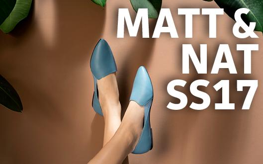 MATT & NAT Neue Kollektion SS17