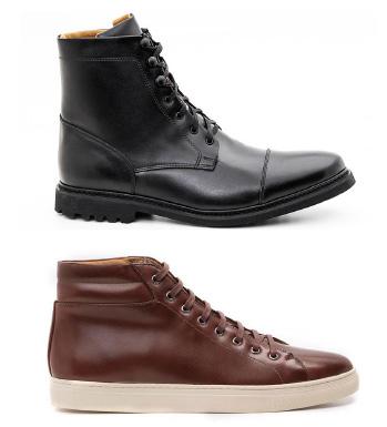 NEUE KOLLEKTION | AHIMSA Vegane Stiefel und Sneaker