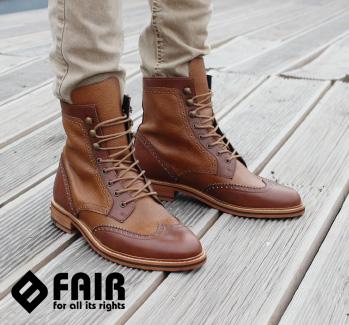 FAIR | NEUE KOLLEKTION Vegane Schuhe und Stiefel online shoppen
