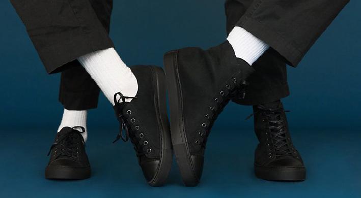 GOOD GUYS Vegane Sneaker Kimi und Kamo jetzt auch in schwarz!