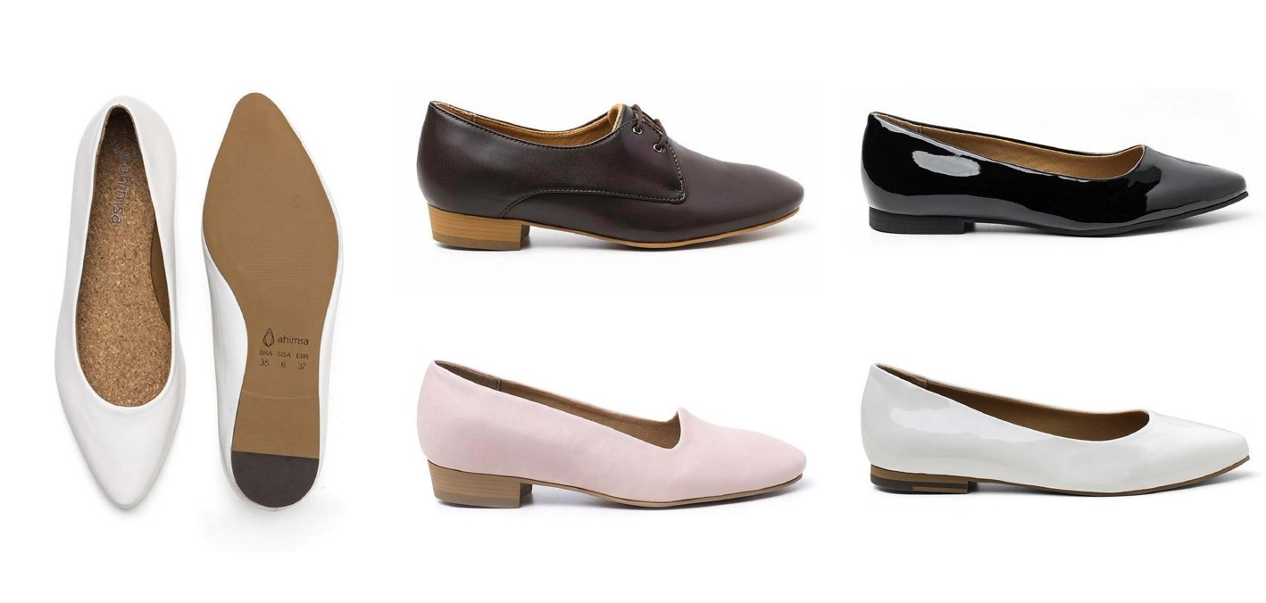 Vegane Schuhe von AHIMSA | Online shoppen