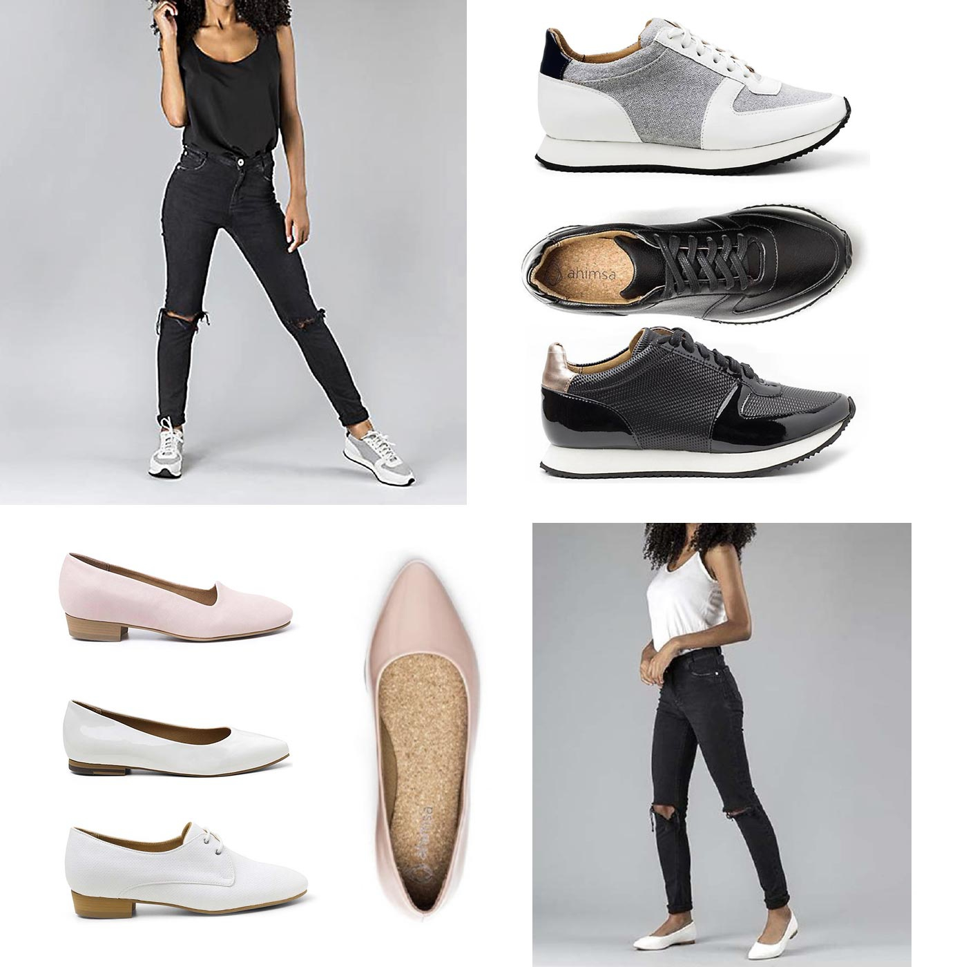 NEU | Vegane Sneaker und Schuhe von AHIMSA jetzt shoppen!