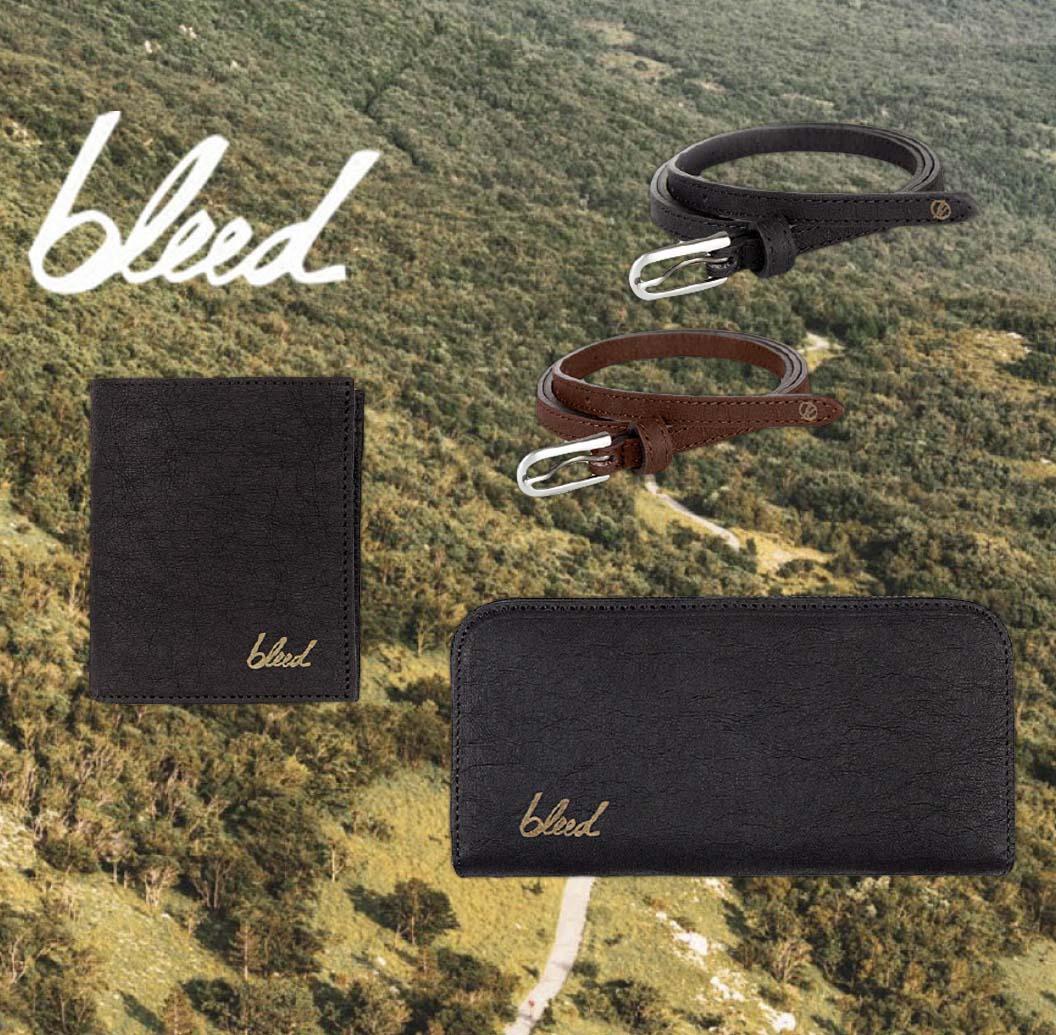 Vegane Accessoires von BLEED | Shop online!