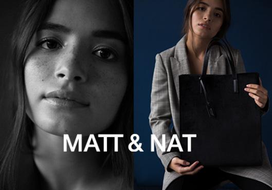 MATT & NAT  | Vegane Taschen und Rucksäcke