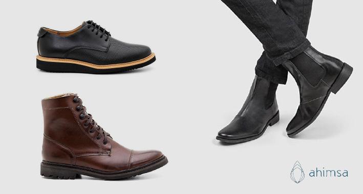 AHIMSA | Vegane Schuhe und Accessoires | Shop online!
