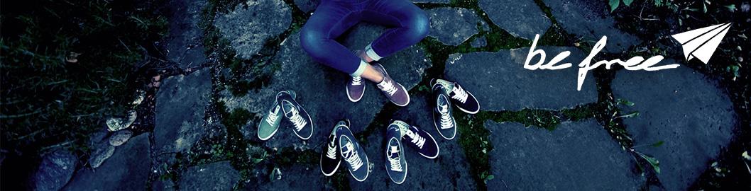Vegane Sneaker | BE FREE Shoes Jetzt bei avesu VEGAN SHOES