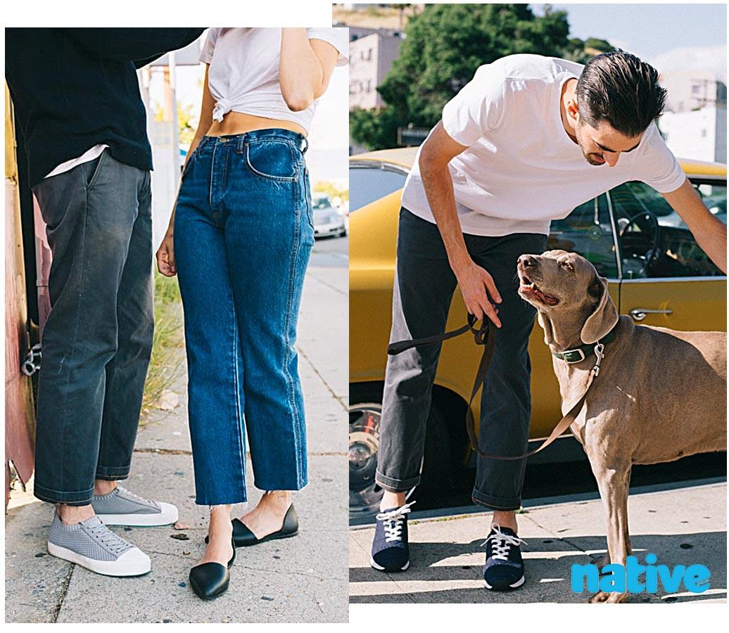 Shop online! | Sneaker und Sandalen von NATIVE | Jetzt neu!